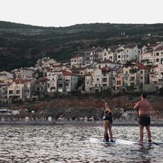 SUP in Montenegro