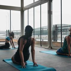 Yoga with Playworking