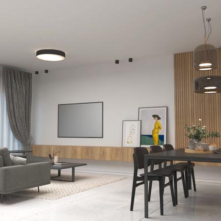 הדמיות אדריכליות של דירה