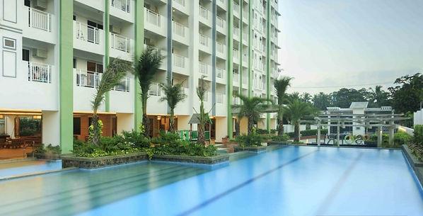 sorrel residences lap pool