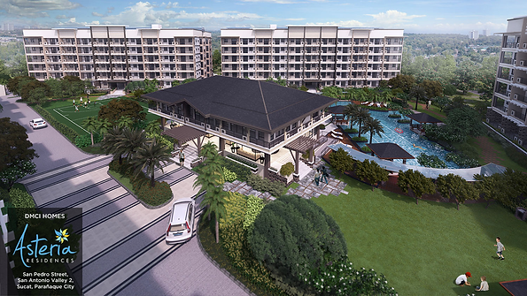 asteria residences dmci paranaque