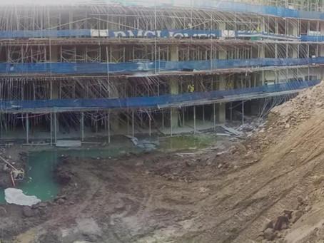 The Orabella Site Progress - January 31, 2019