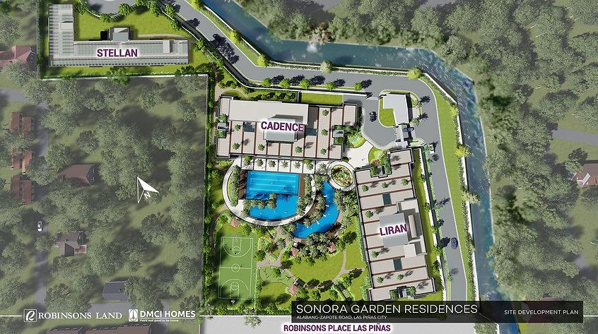 Sonora Garden Residences-master-plan-lar