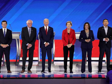 Dem Debates Round 3: Halfway There with Half the Candidates