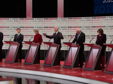 Dem Debates Round 6: The Dauntless and the Defeated