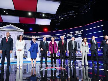 Dem Debates Round 5: Dull and Dazed?