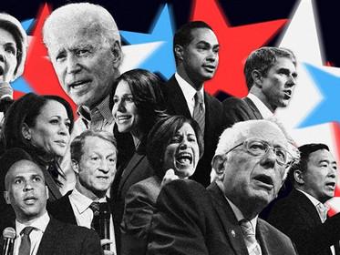 Dem Debates Round 4: A Dozen Determined Democrats