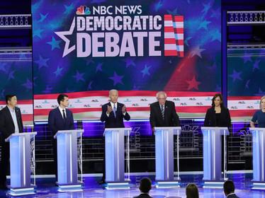 Dem Debates Round 1: The Hangover