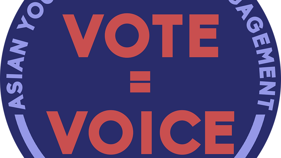 Vote = Voice Button
