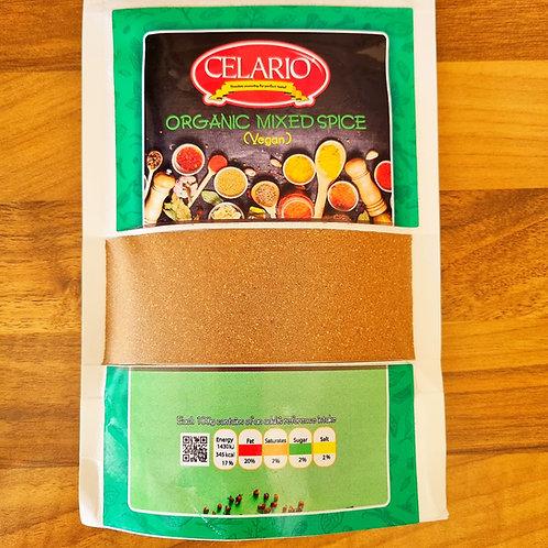 Organic mixed spice (vegan)