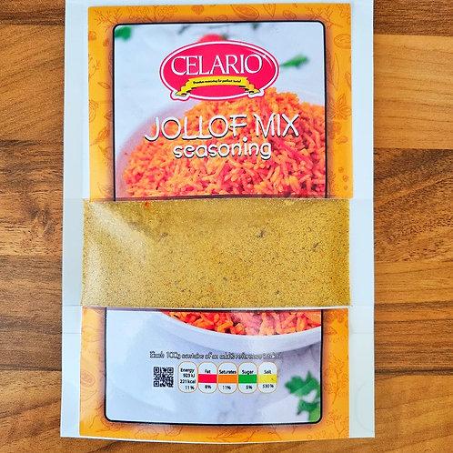 Jollof mix seasoning