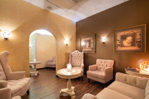 Spa Sasse  Relaxation Room