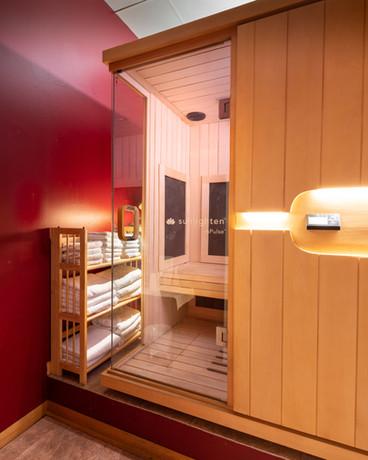 Spa Sasse Infrared Sauna