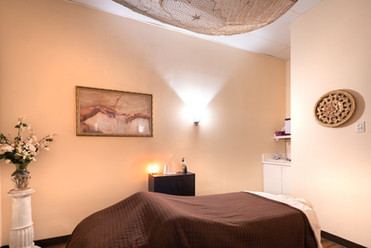 Spa Sasse Massage Room