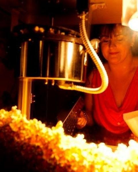 Events - Popcorn Machine Hire
