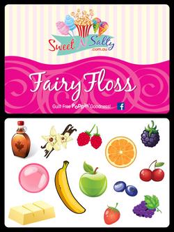 Gourmet Fairy Floss Machine Hire