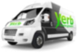 Yerb Home Growers Van