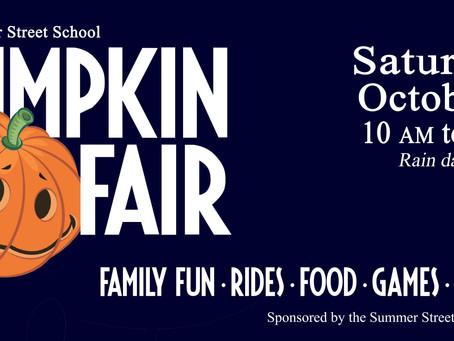 2013: Pumpkin Fair