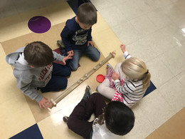 Fall 2017: Kindergarten DiscoveryMuseum Force in Motion