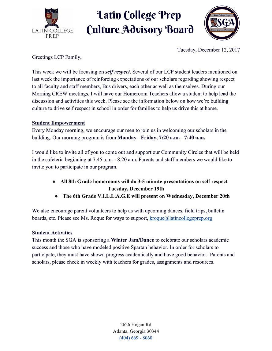 LCP Culture Updates 11