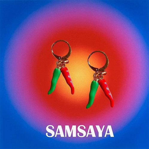 Spicy earrings