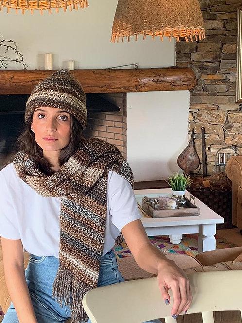 Hazelnut hat