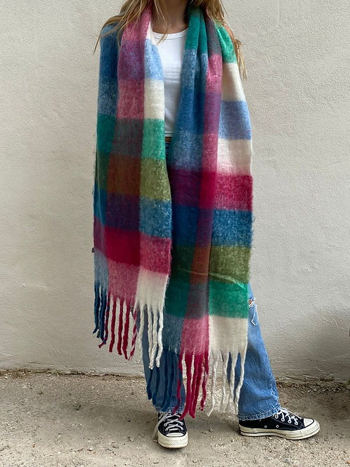 Back to school scarf