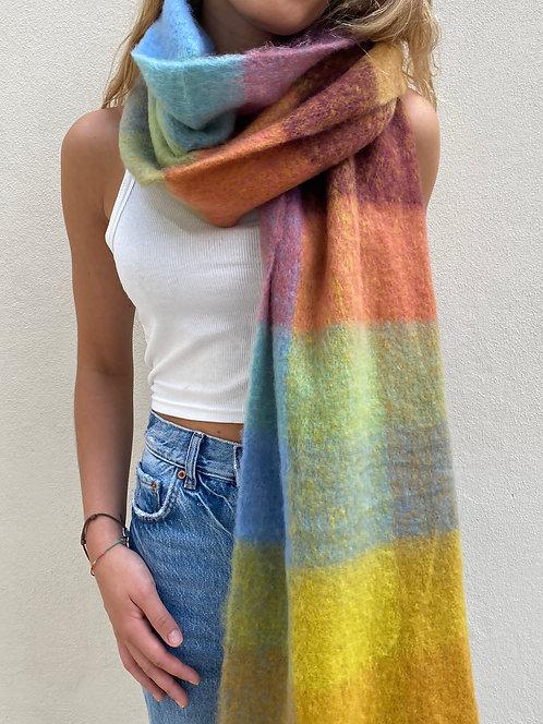 Sunshine scarf