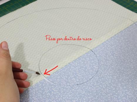 Iniciantes no feltro : O que fazer para o tecido não desfiar?