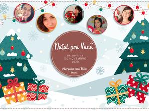 Apostila de feltro GRATUITA - Natal pra você