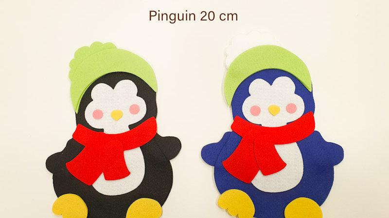 Recorte Pinguin 20 cm