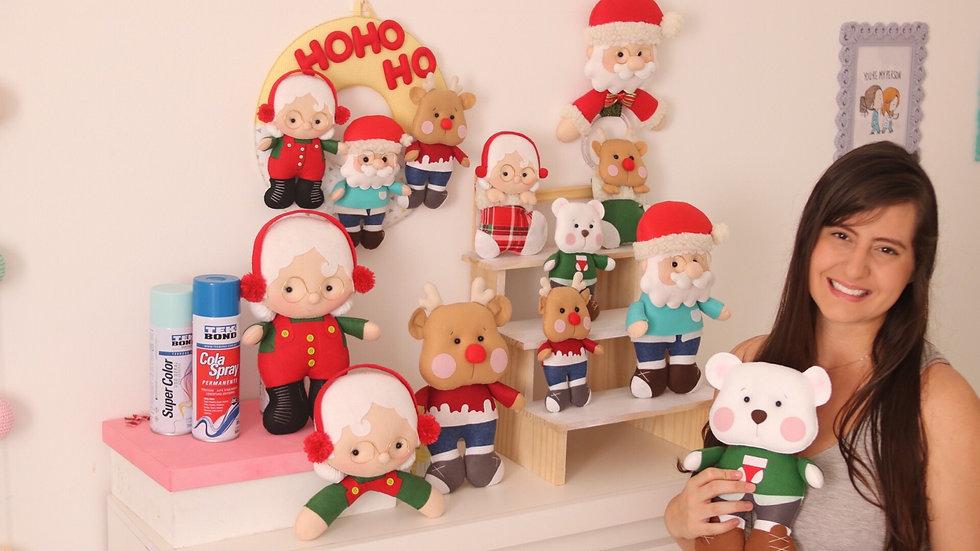 Curso online - Encanto de Natal