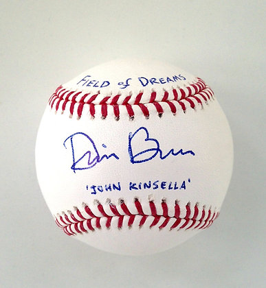Signed MLB Baseball