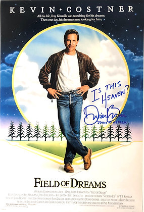 12x18 Field of Dreams Autographed Poster