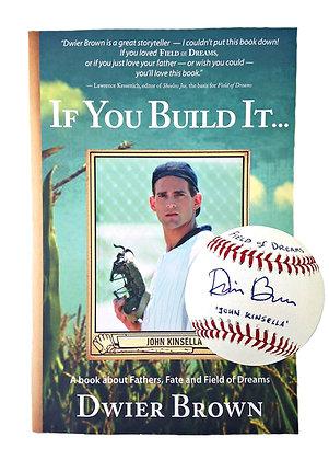 Book & Baseball Bundle Package