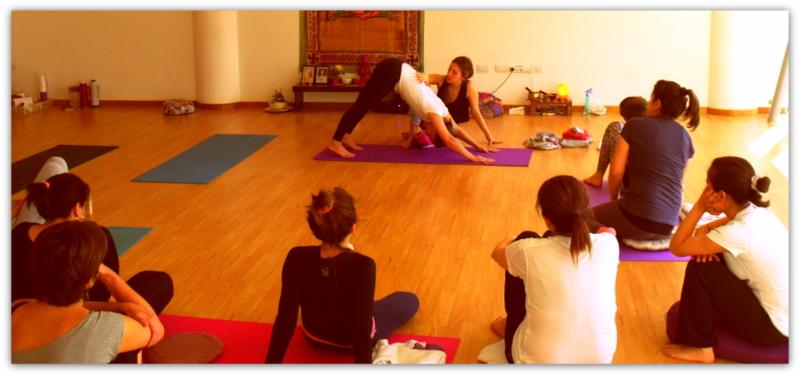 Taller de Ashtanga Vinyasa Yoga para