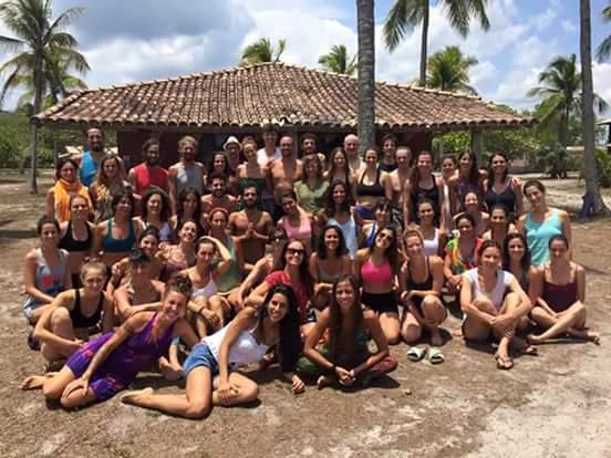 Grupo 2015 Santo André