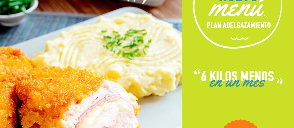 Disfruta lanza su nuevo menú con platos frescos y variados.