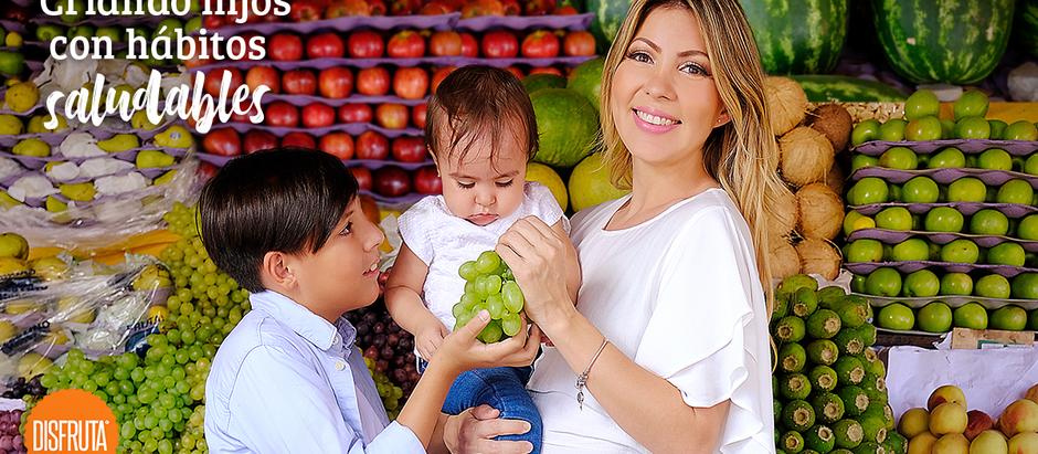 Hilde Wagner - Criando hijos con hábitos saludables