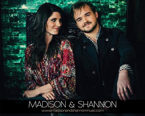 Madison and Shannon Photo