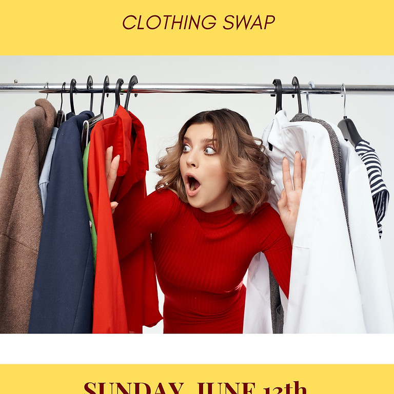 Clothing Swap at Threshers Brewing Co.