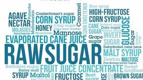 That's sugar?!