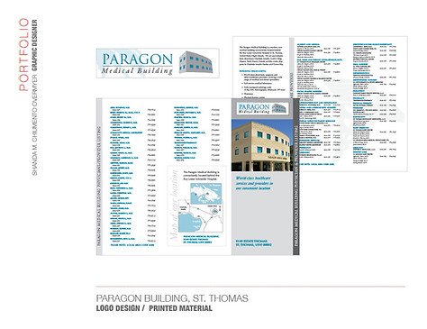 PARAGON BUILDING, ST. THOMAS