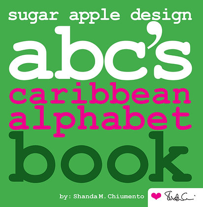 Wholesale ABC's Caribbean Alphabet Book