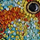 Thumbnail: Chameleon's Eye 2 - Original Oil on Cavas