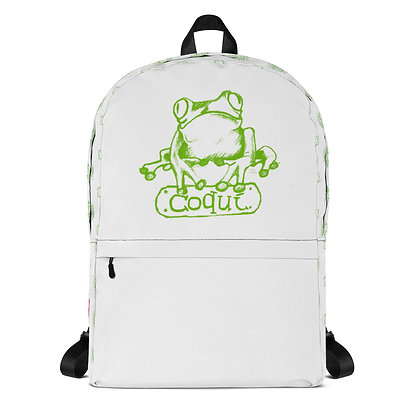 Coqui Frog Backpack