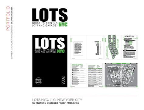 LOTS NYC, NEW YORK CITY