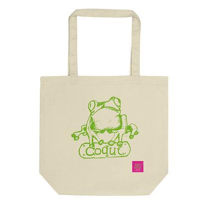 Coqui Tote Bag