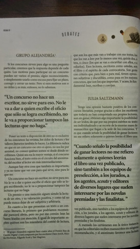 La Balandra, 2014.