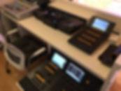 賜樂館 多種多様の音響設備